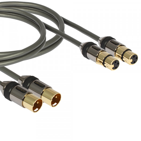 Goldkabel profi XLR