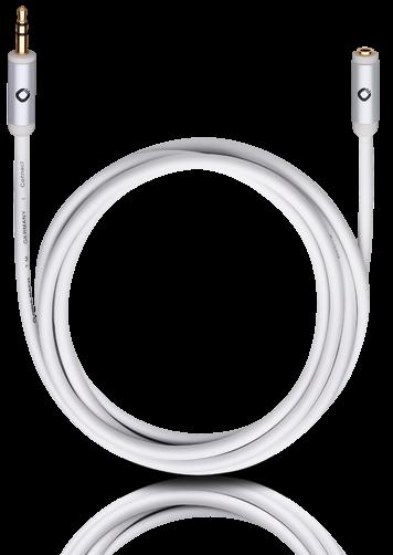 Oehlbach i-Connect Klinke Verlängerung