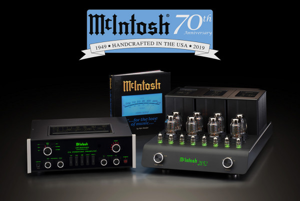 McIntosh C70   MC2152 70th Anniversary