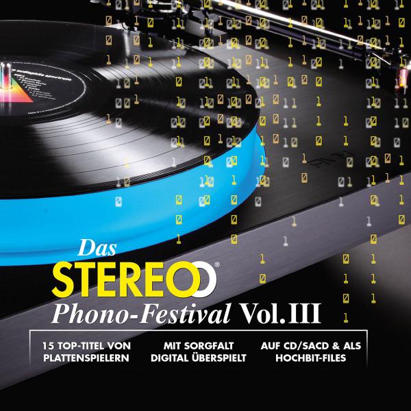 Das STEREO Phono-Festival Vol. III