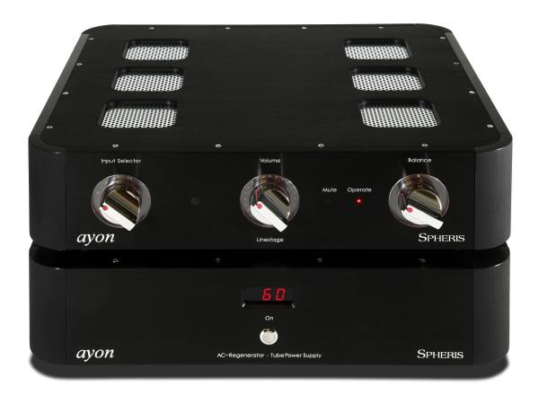Ayon Audio Spheris II Line