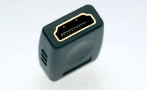 Silent Wire HDMI-Kupplung
