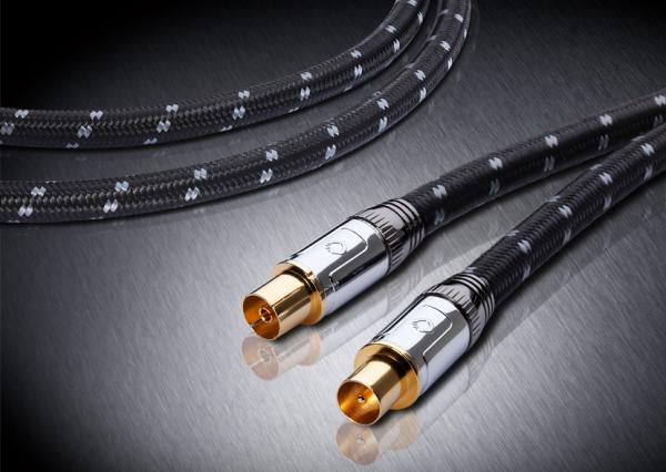 Oehlbach XXL Transmission Ultra Digitales Antennen-Kabel