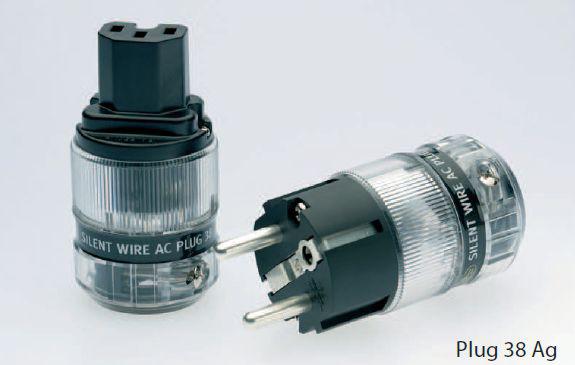 Silent Wire AC Plug 38