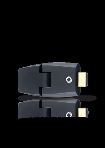 Oehlbach Real Matrix Angle HDMI Winkeladapter