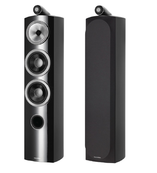 B&W Bowers & Wilkins 804 D3