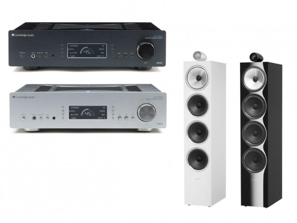 Cambridge Audio Azur 851A 851N B&W 702 S2