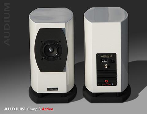 Audium Comp 3 Active