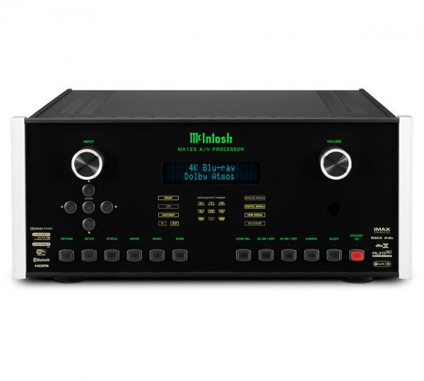 McIntosh MX123 AC