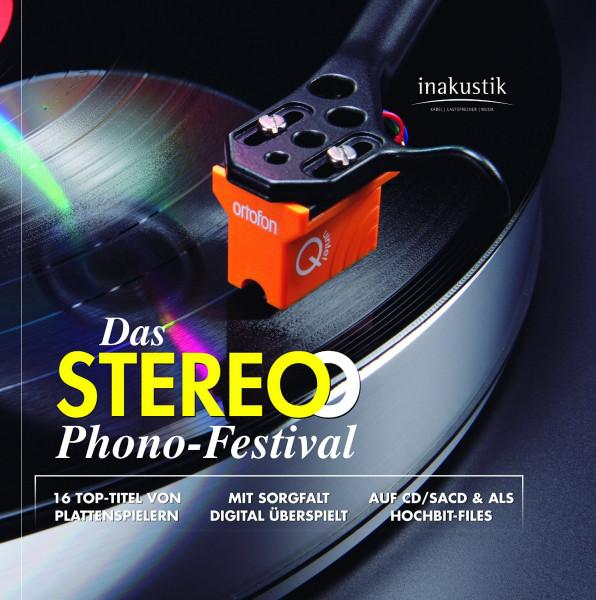 Das STEREO Phono-Festival