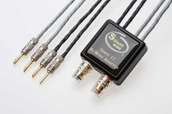 Silent Wire LS12 mk2 Bi-Wire Adapter