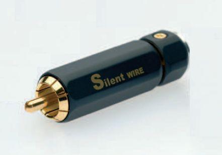 Silent Wire Serie 16 Cinch Abschlussstecker