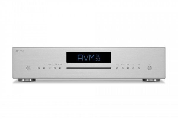 AVM Evolution CD 3.2 Mk2