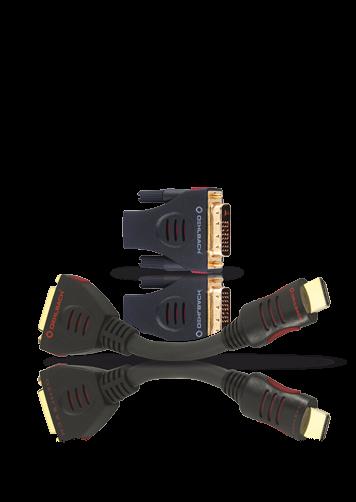 Oehlbach Adapter DVI auf HDMI