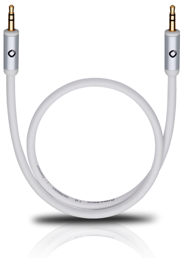 Oehlbach i-Connect 3,5mm Klinkenkabel
